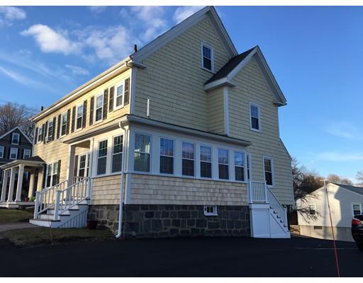 Casa Unifamiliar por un Alquiler en 163 Bates Avenue Quincy, Massachusetts 02169 Estados Unidos