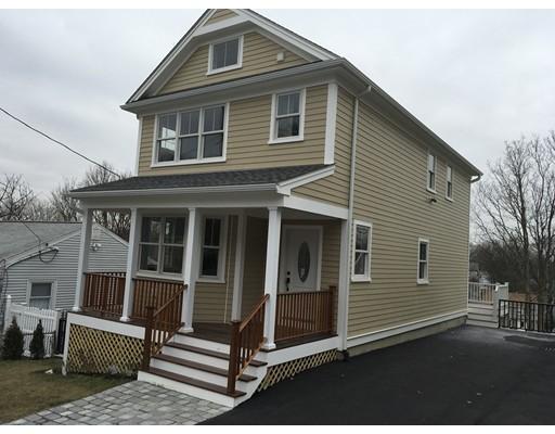 Single Family Home for Sale at 27 Beryl Street Boston, Massachusetts 02131 United States