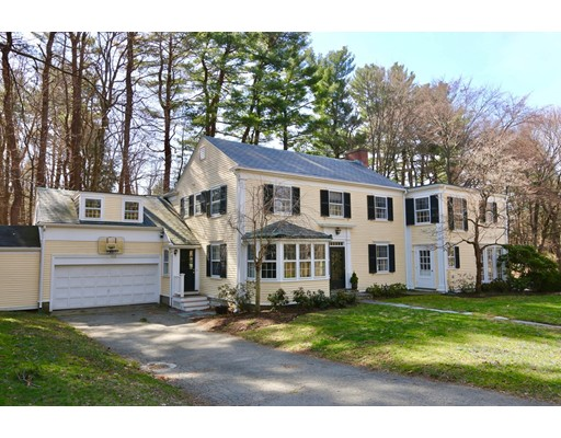 Single Family Home for Sale at 40 Channing Road Dedham, Massachusetts 02026 United States