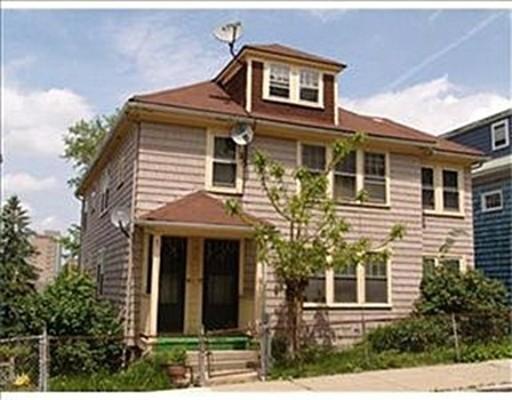 独户住宅 为 出租 在 169 Hillside 波士顿, 马萨诸塞州 02120 美国