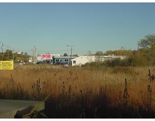 Commercial pour l Vente à 789 N Main Street West Bridgewater, Massachusetts 02379 États-Unis