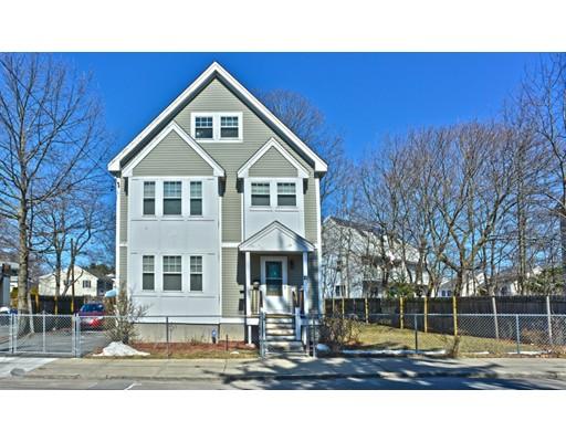Single Family Home for Sale at 70 Mount Hope Street Boston, Massachusetts 02131 United States