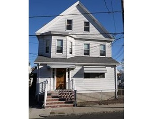 Single Family Home for Rent at 130 Russell Malden, Massachusetts 02148 United States