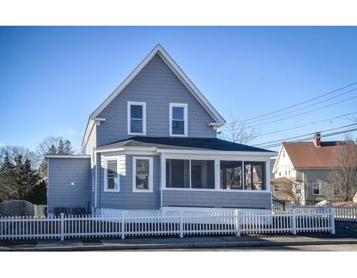 独户住宅 为 销售 在 1 Otis Street Milford, 马萨诸塞州 01757 美国