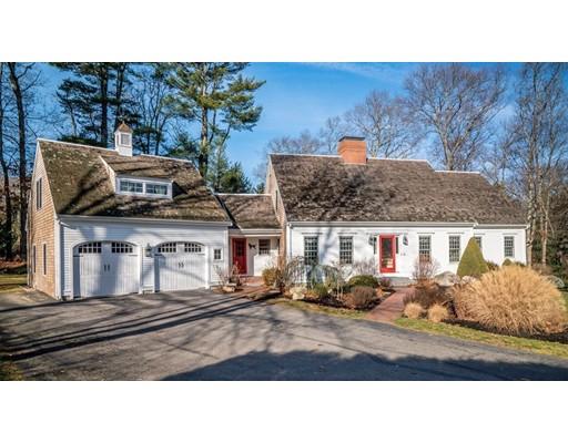 独户住宅 为 销售 在 20 Eastward Lane 马什菲尔德, 马萨诸塞州 02050 美国