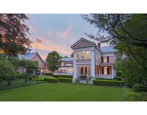 Single Family Home for Sale at 30 Hancock Street Lexington, Massachusetts 02420 United States