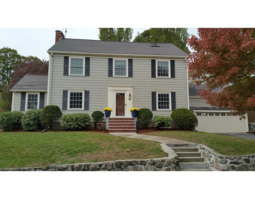 Single Family Home for Sale at 166 Lewis Road Belmont, Massachusetts 02478 United States