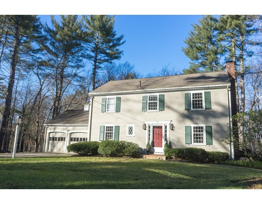 Single Family Home for Sale at 14 Sedgemeadow Wayland, Massachusetts 01778 United States