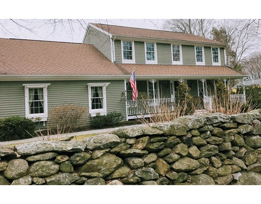 Single Family Home for Sale at 2 Maplewood Orchard Drive Smithfield, Rhode Island 02828 United States