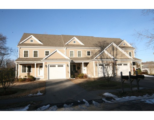 Condominium for Sale at 7 Bellevue Road Natick, Massachusetts 01760 United States
