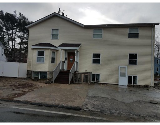 Multi-Family Home for Sale at 224 School Street Stoughton, Massachusetts 02072 United States