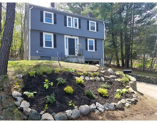 Single Family Home for Sale at 31 Elmwood Avenue Natick, Massachusetts 01760 United States