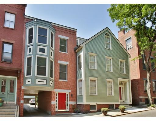 Single Family Home for Sale at 20 Auburn Street Boston, Massachusetts 02129 United States