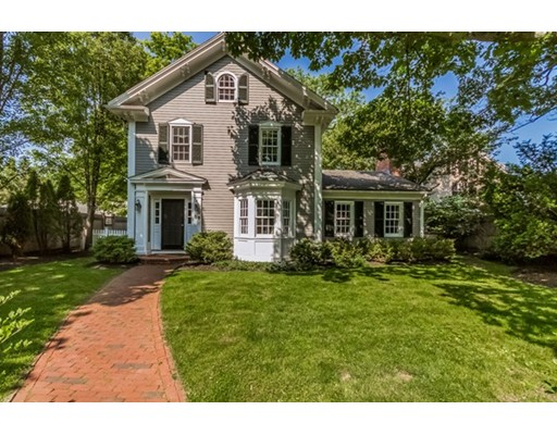 West St is a similar priced home to 58 West St in Beverly Ma