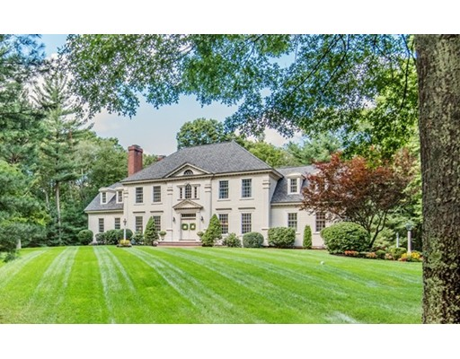 Maison unifamiliale pour l Vente à 5 West Hollow Andover, Massachusetts 01810 États-Unis