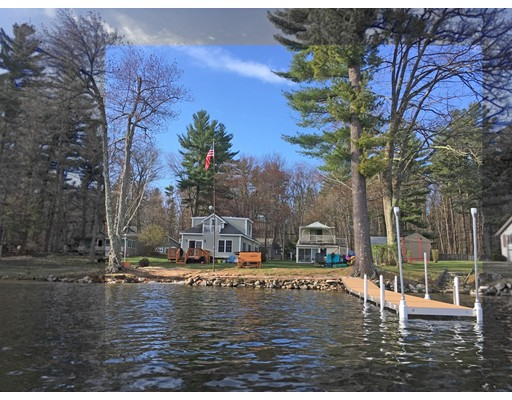 Single Family Home for Sale at 47 South Shore Drive Pelham, New Hampshire 03076 United States