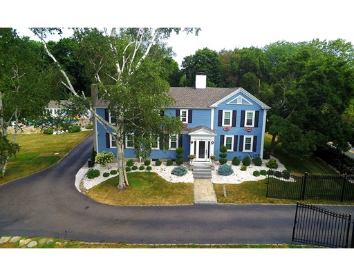 Casa Unifamiliar por un Venta en 17 Common Street Scituate, Massachusetts 02066 Estados Unidos
