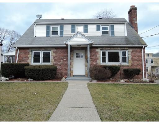 Casa Unifamiliar por un Alquiler en 405 Cherry Street Newton, Massachusetts 02465 Estados Unidos