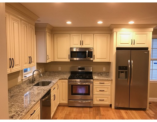 Single Family Home for Sale at 68 Washington Avenue Natick, Massachusetts 01760 United States