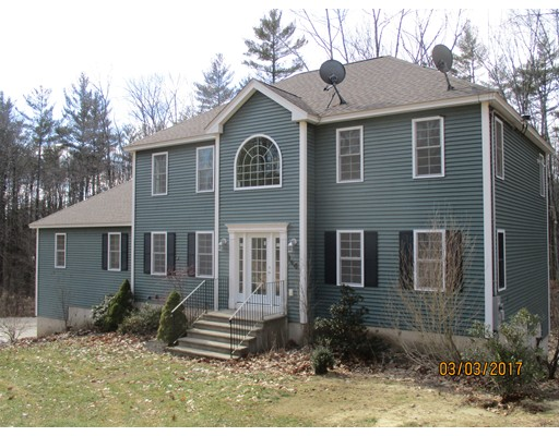 Single Family Home for Sale at 146 Intervale Road Rutland, Massachusetts 01543 United States