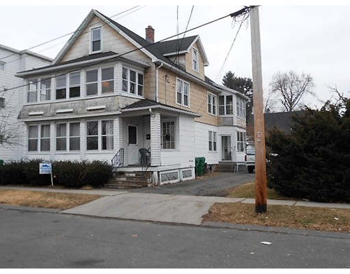 31- 33 Luther St, Chicopee, MA 01013