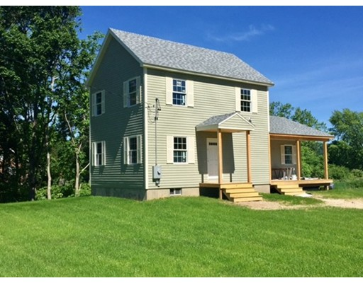 Single Family Home for Sale at 84 Old Amherst Road Sunderland, Massachusetts 01375 United States