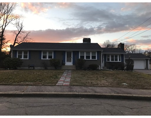Single Family Home for Sale at 21 Woodman Circle Weymouth, Massachusetts 02190 United States