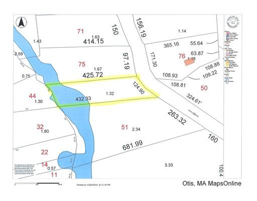 Lot 7 Louden Bethlehem Rd, Otis, MA 01253