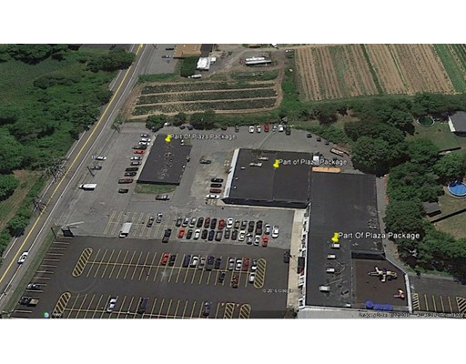 Commercial for Sale at Plaza Package Deal Plaza Package Deal Somerset, Massachusetts 00000 United States