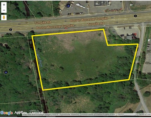 Land for Sale at Turnpike Road Westborough, Massachusetts 01581 United States