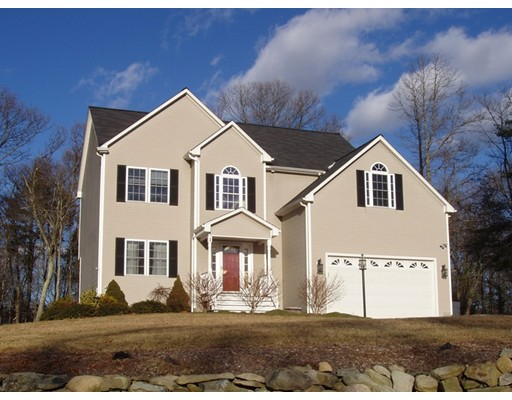 Single Family Home for Sale at 1 Michelle Lee Drive Berkley, Massachusetts 02779 United States