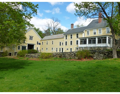 Casa Unifamiliar por un Venta en 7 STILL RIVER ROAD Harvard, Massachusetts 01451 Estados Unidos