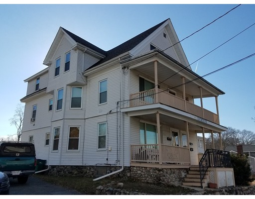 多户住宅 为 销售 在 8 Edgemere Road 林恩, 01904 美国