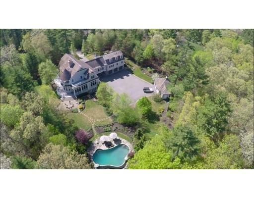 Single Family Home for Sale at 47 Dana Road Boxford, Massachusetts 01921 United States