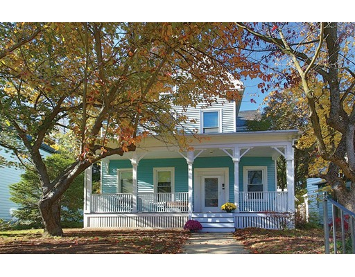 Single Family Home for Sale at 75 Greenough Street Brookline, Massachusetts 02445 United States
