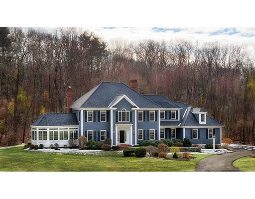 Single Family Home for Sale at 4 Presidential Drive Southborough, Massachusetts 01772 United States