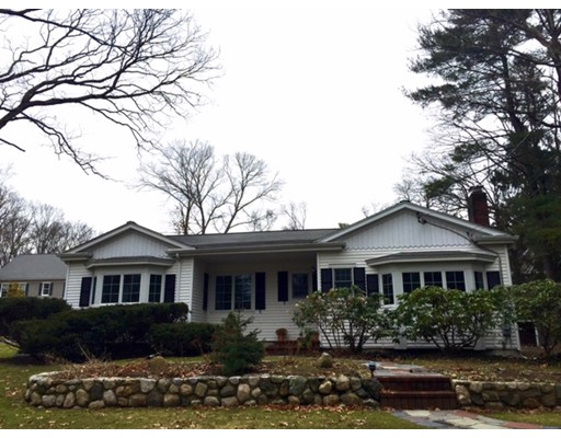 Single Family Home for Rent at 137 Shade Street Lexington, Massachusetts 02421 United States