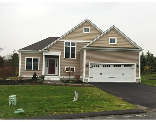 Кондоминиум для того Продажа на 58 Rockwood Lane Upton, Массачусетс 01568 Соединенные Штаты