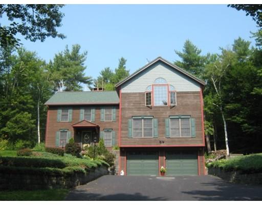 Maison unifamiliale pour l Vente à 101 Birch Drive Rindge, New Hampshire 03461 États-Unis
