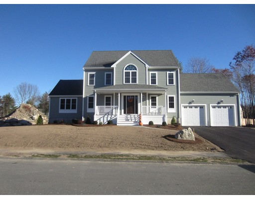 Casa Unifamiliar por un Venta en Rose way Whitman, Massachusetts 02382 Estados Unidos