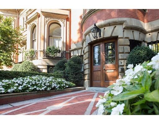 Condominium for Sale at 25 Commonwealth Ave #. Boston, Massachusetts 02116 United States