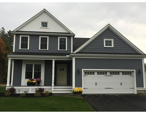 Condominium for Sale at 47 Rockwood Meadows Upton, Massachusetts 01756 United States