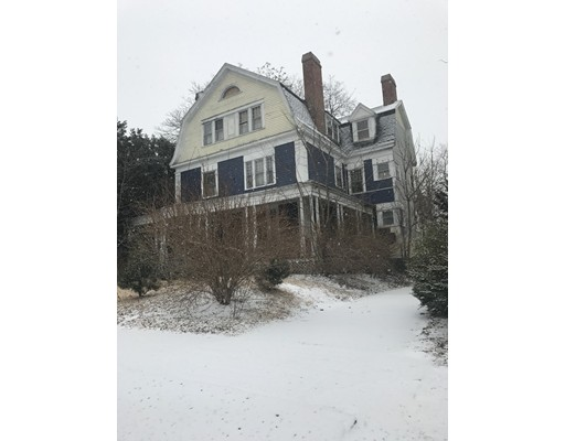 Single Family Home for Sale at 63 Mulberry Street Springfield, Massachusetts 01105 United States