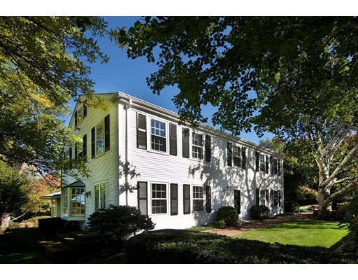 Single Family Home for Sale at 215 Country Club Road Dedham, Massachusetts 02026 United States