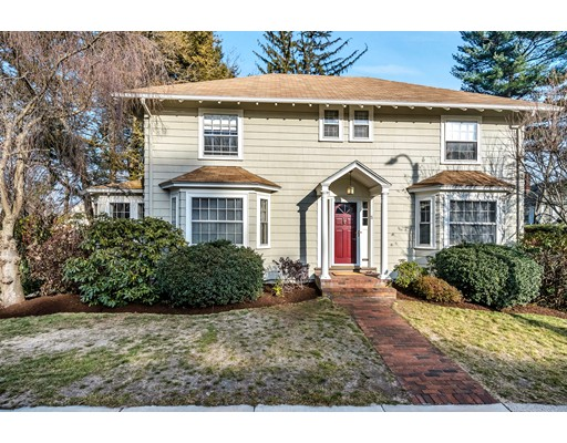 Single Family Home for Sale at 5 Pond Circle Boston, Massachusetts 02130 United States