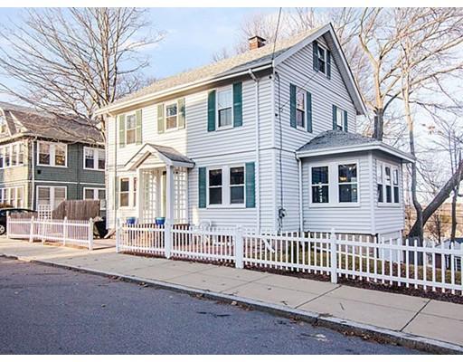 Single Family Home for Sale at 351 Cornell Street Boston, Massachusetts 02131 United States