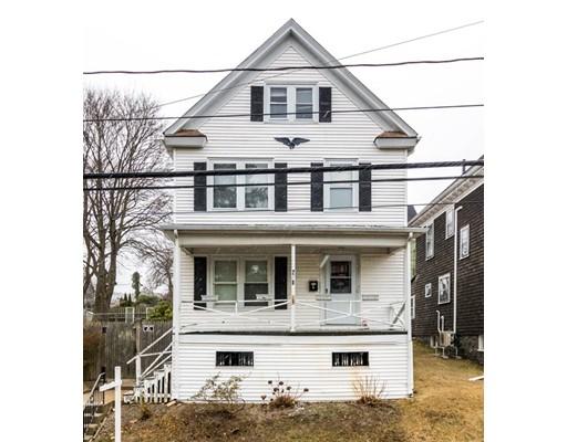 Single Family Home for Sale at 276 CORNELL STREET Boston, Massachusetts 02131 United States