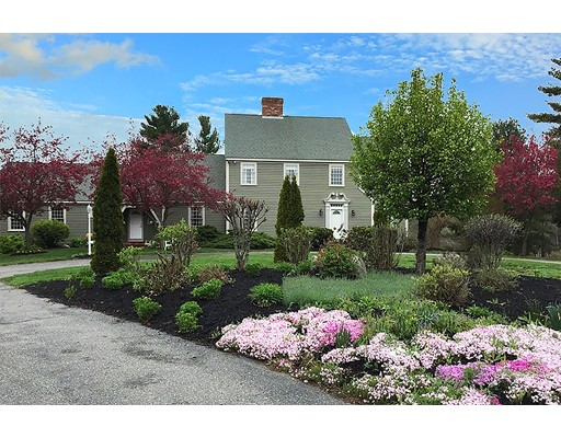 Single Family Home for Sale at 25 Brookmill Road Stow, Massachusetts 01775 United States