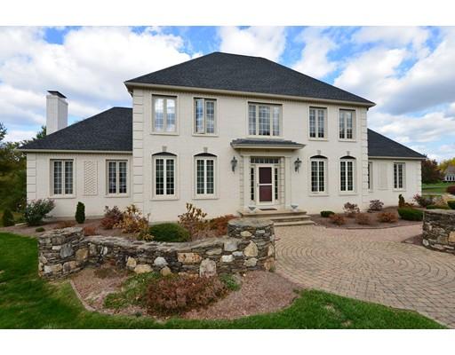 Single Family Home for Sale at 12 Brickyard Lane Westborough, Massachusetts 01581 United States