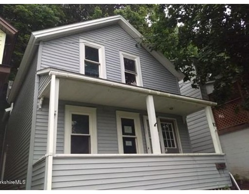 Single Family Home for Sale at 10 Bellevue Avenue 10 Bellevue Avenue Adams, Massachusetts 01220 United States